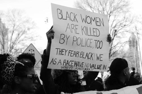 Black Women's Lives Matter