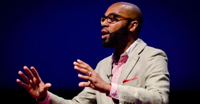 Christopher Emdin speaking at TEDxNYED