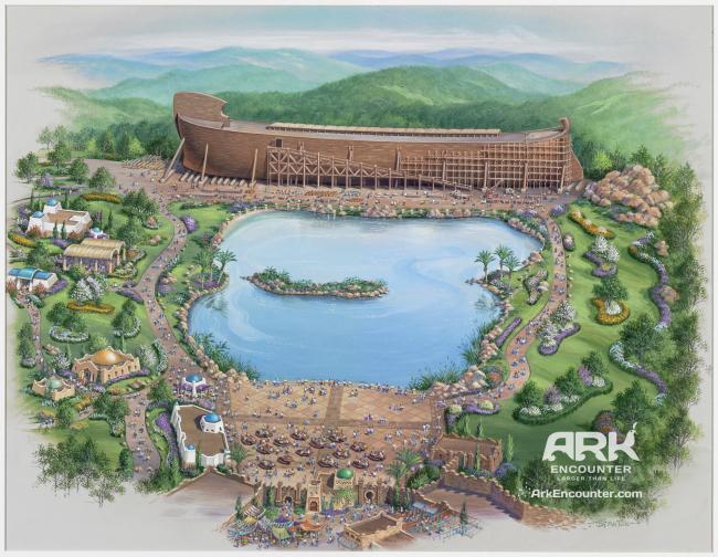 Ark-rendering