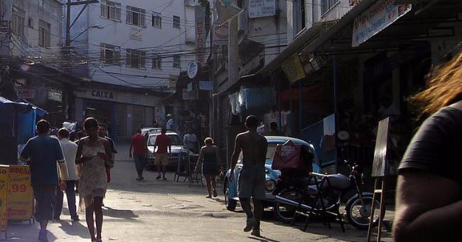 Rocinha favela, Rio de Janeiro