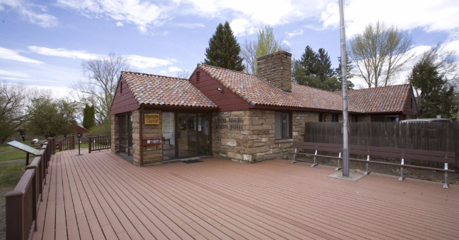 Malheur National Wildlife Refuge Headquarters