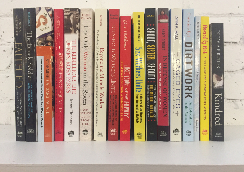 Womens History Month Books 2017