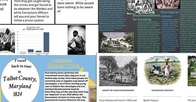 Kindred Travel Guide Projects