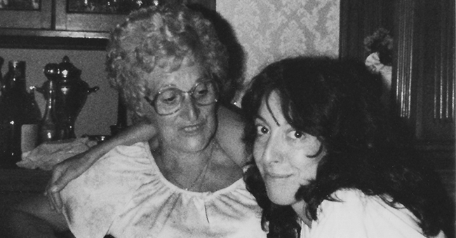 Marianne Leone and her mother Linda