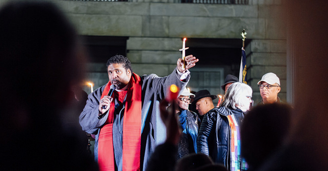 Rev Dr William J Barber II