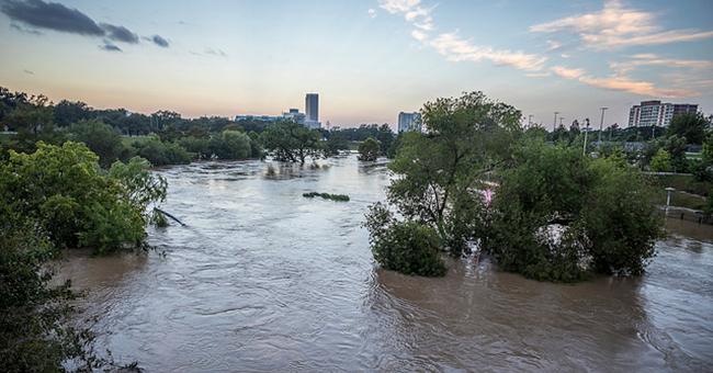 Hurricane Harvey, Houston, Texas