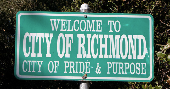 Welcome to the City of Richmond