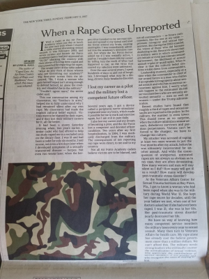 Lynn Hall's op-ed in the New York Times