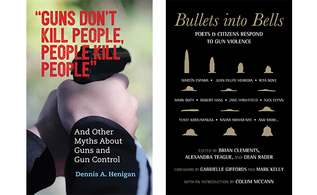 """Guns Don't Kill People, People Kill People"" and Bullets into Bells"