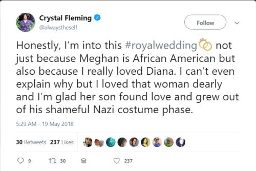 Fleming tweet 1