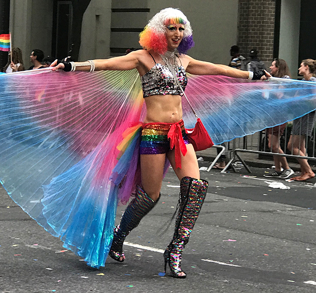 New York City Pride, 2018