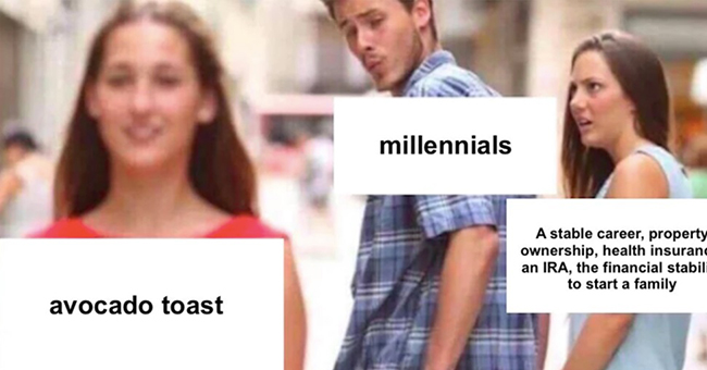 Distracted Boyfriend Meme remix