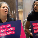 Abortion Policy as the PublicAbuseof Women