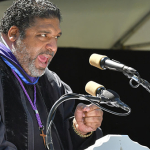 "The Reverend Dr. William J. Barber II Calls on Graduating Students to ""Get Up, Get Together, and Get Involved Tomorrow"""