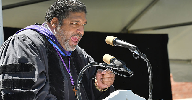 The Rev. Dr. William J. Barber  II at Wheaton College, Norton, Massachusetts, May 18, 2019