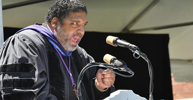 The Rev. Dr. William J. Barber  II at Wheaton College  Norton  Massachusetts  May 18  2019