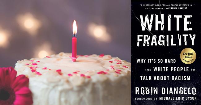 White Fragility anniversary