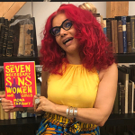 "Mona Eltahawy Visits Beacon and Records the Audiobook of ""The Seven Necessary Sins for Women and Girls"""