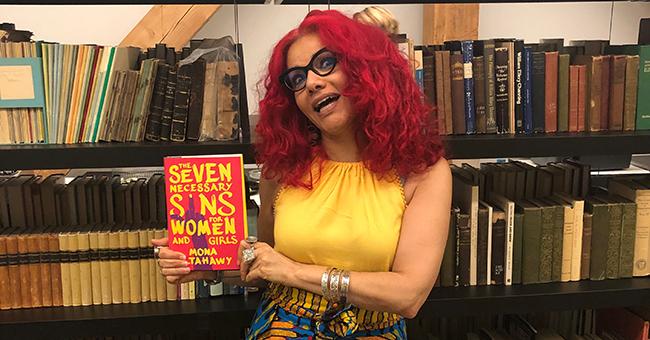 Mona Eltahawy at Beacon Press