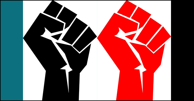 Red and Black Power