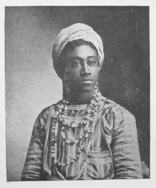 Walter Brister Hindu Fakir 1900
