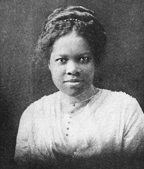 Nannie Helen Burroughs (1922) - Public Domain NYPL