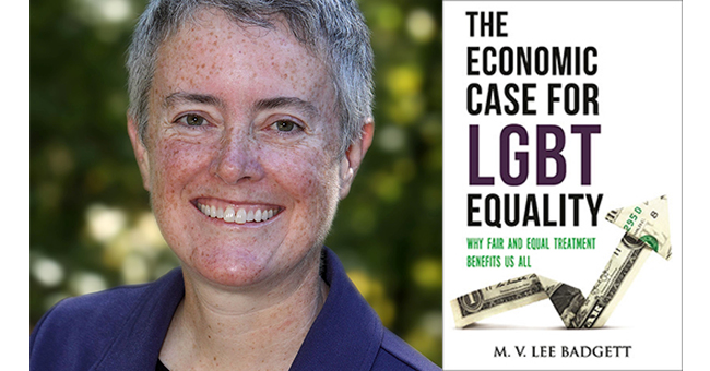 M. V. Lee Badgett and The Economic Case for LGBT Equality