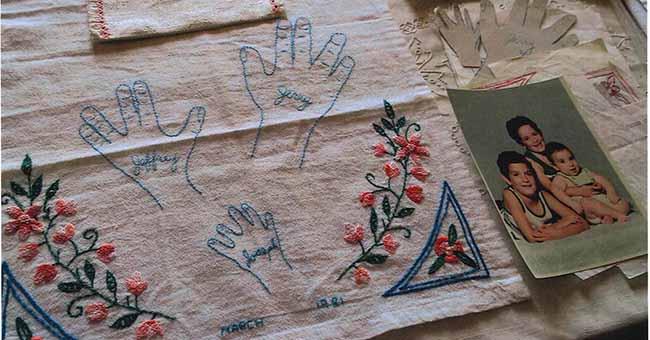 Handpring Matzah cover
