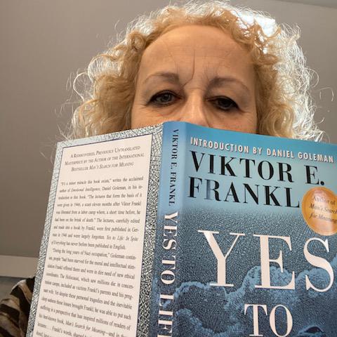 Helene Atwan reading Yes to Life