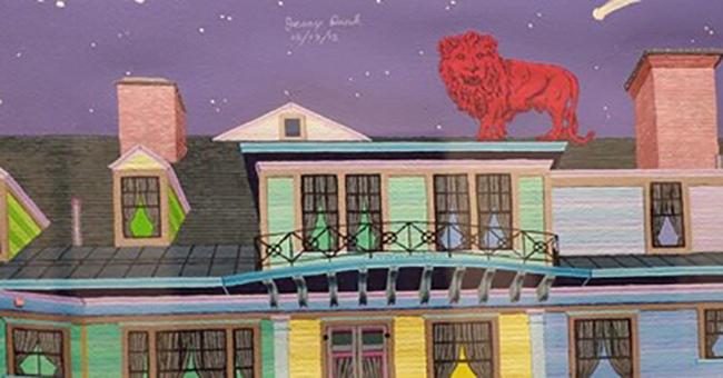 The Red Lion Inn, Jessica Park, 2012