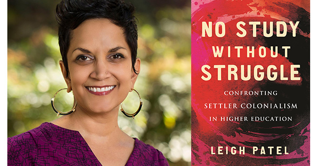 Leigh Patel, No Study Without Struggle